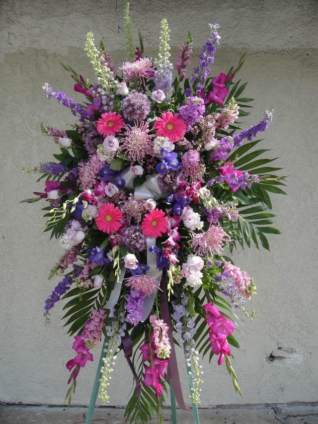 Floral Wreath Wedding