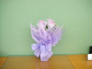 Just Cause Lavender Roses - hk001