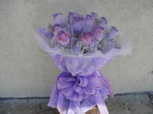 Gorgeous Lavender Roses
