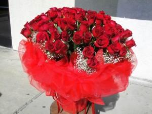Forever Love 99 RED Roses
