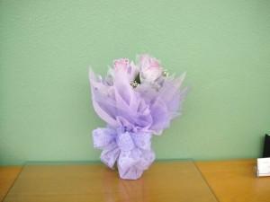 Just Cause Lavender Roses - hk001